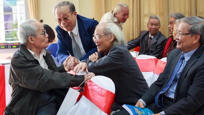 Khoa Việt Nam học và Tiếng Việt kỉ niệm 45 năm thành lập