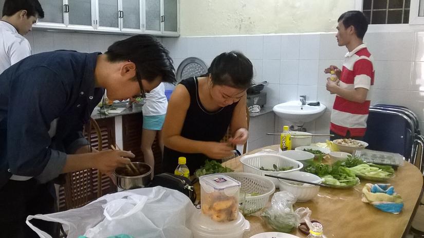 Học văn hoá từ những món ăn