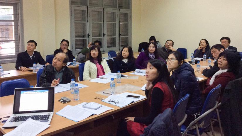 Tổng kết 5 năm đào tạo ngành Việt Nam học