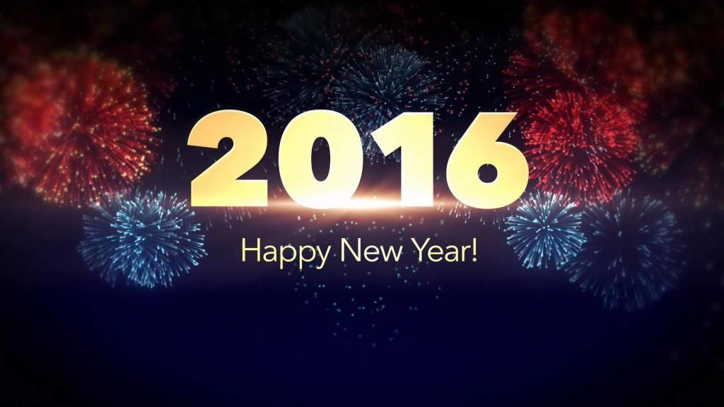 Chúc mừng năm mới 2016!