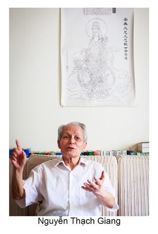 Điếu văn Nhà giáo – Học giả Nguyễn Thạch Giang