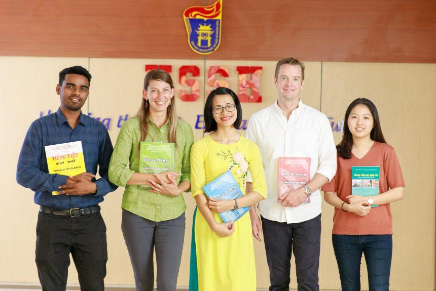 Tuyển sinh khóa đào tạo Phương pháp giảng dạy tiếng Việt cho người nước ngoài (11/2018)