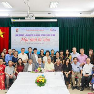 Xúc động câu chuyện của những giáo viên đi dạy tiếng Việt ở Căm-pu-chia